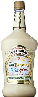 Bartenders Cocktail Banana Cream
